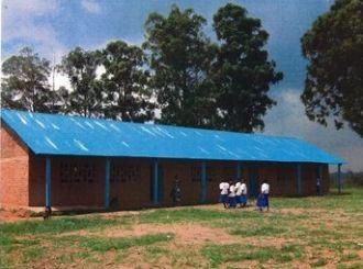 Construcción escuela (Mawa)