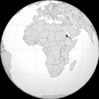 ERITREA - ÁFRICA ESTE (ERI/70567/LVI C)EDUCACIÓN SANITARIA PARA MADRES JÓVENES