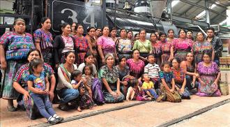 Mujeres Indígenas: Empoderamiento para el ejercicio de sus derechos. Foto: Manos Unidas
