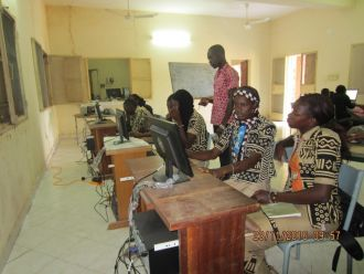 Sala de ordenadores Koulikoro