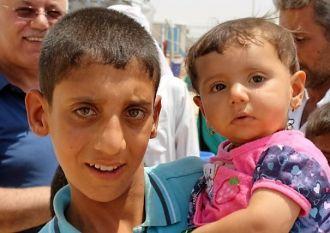 Equipamiento para laboratorio para centro de salud en Bagdad