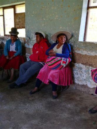 Familias municipio Tamina