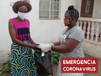 Freetown, Sierra Leona. Foto: Manos Unidas