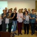 Voluntaris i voluntàries de Tarragona i comarques van assistir a la Jornada de Formació