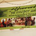 Cartel de Tiparaipa y de la Escuela de líderes indígenas Nicolasa Noza de Cuvene' de Beni