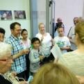 La parròquia de Santa Maria del Mar solidària amb Mans Unides