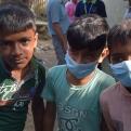 Niños en Chattogram, Bangladesh. Foto: Manos Unidas/Patricia Garrido