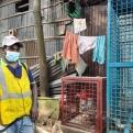 Hombre en Chattogram, Bangladesh. Foto: Manos Unidas/Patricia Garrido