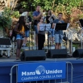 Concert benèfic de jazz de Mans Unides Maó