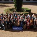 Voluntarios de Manos Unidas trabajando en actividades de la Organización. Foto: Manos Unidas