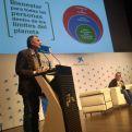 """Victor Viñuales en el encuentro """"Migraciones Climáticas"""" organizado por Enlázate por la Justicia. Foto Marta Isabel González/Manos Unidas"""
