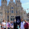 Momentos del encuentro compostelano de Manos Unidas por el 60 aniversario. Foto: Alejandro Righi