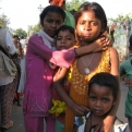 Este proyecto busca mejorar las condiciones sanitarias en 25 aldeas de Indiaidón