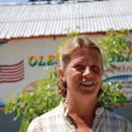 Isa Solá en Haití