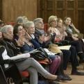 Voluntarios asistentes a la Asamblea Diocesana Manos Unidas Valencia. Foto Víctor Gutiérrez