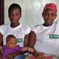 Esperance. Día Universal del Niño, Benin.