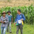 El cambio climático, vida o muerte para las familias en Bolivia
