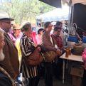 Visita a la feria instalada con motivo del cierre del convenio de Manos Unidas con AECID en Ecuador. Foto Ana Pérez/Manos Unidas