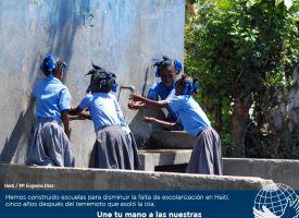 El hambre se combate con educación