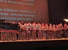 Concierto Living the Requiem
