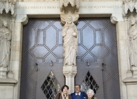 Visita a Terrassa con el misionero Mario Torres