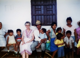 Carmen de Miguel. PREMIO a la socia ejemplar, Manos Unidas 60 aniversario