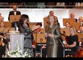 Premios Manos Unidas 60 aniversario- S.M. Reina Sofía