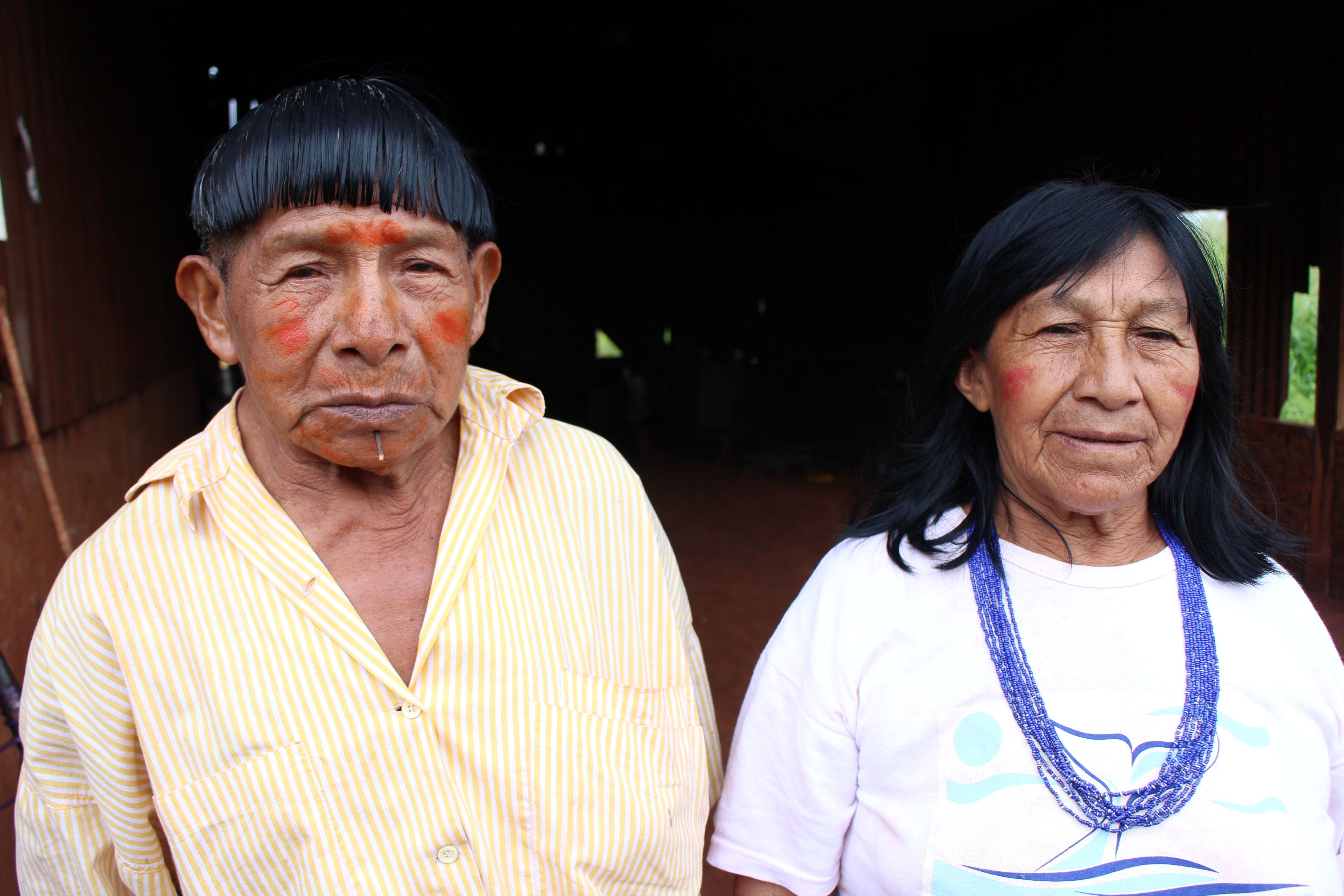 Etnia guaraní kaiowa de Brasil. Foto: Manos Unidas/Franscisco Borges