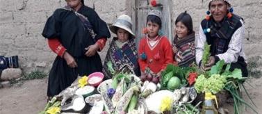 Millora de la qualitat de vida de famílies de la Serrania del Iñao (Bolívia)