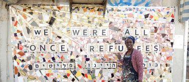 Apoyo psicosocial y económico a mujeres solicitantes de asilo de Eritrea. Fotos: Manos Unidas