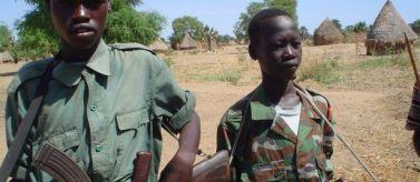 Nens soldat i radicalització