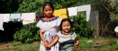 Nenes indígenes mexicanes