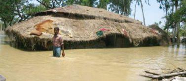 Desastres naturals. Inundacions a Bangla Desh