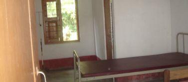Dispensario de Aurangabad. Foto: Manos Unidas