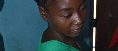 Mujer de Chokwe
