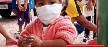 Emergencias Covid Perú. Foto: Manos Unidas