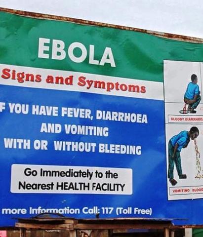 L'epidèmia de l'Ebola està provocant un estat d'emergència a l'Àfrica Occidental