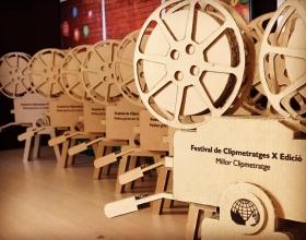 Final de la gala catalana de clipmetratges