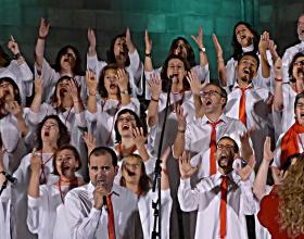 Concert benèfic del Cor Carlit Gospel a Santa Maria del Pi