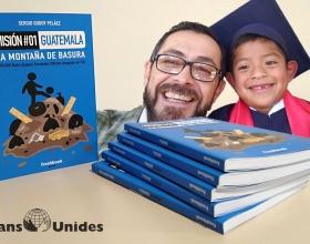 """Ja està disponible el llibre """"La Montaña de Basura"""""""