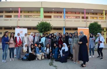 Jóvenes Universitarias marroquíes_Foto:manos Unidas