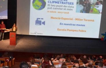 Final catalana XII edició Concurs de Clipmetratges
