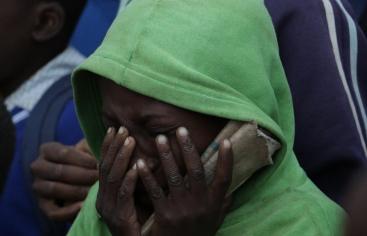 Missatge de Francesc per a la IV Jornada Mundial dels Pobres. Foto: Mans Unides /Javier Mármol