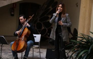 Concert del Duo Voicello el 27 d'abril