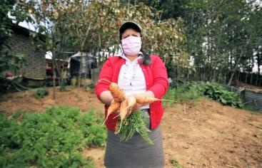 Cutervo, Perú - Foto ESCAES Mans Unides - Alimentació, fam, pobresa