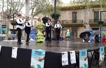 Festa de la parròquia de Sant Joan d'Horta a favor de Mans Unides