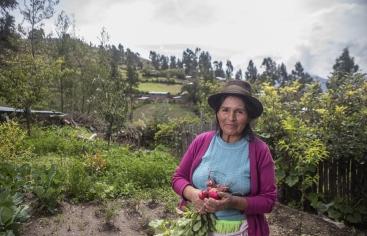 Agroecología en América Latina - Foto Ana Castañeda Manos Unidas
