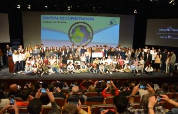 Gala escolar catalana del Festival de Clipmetratges 2018-2019