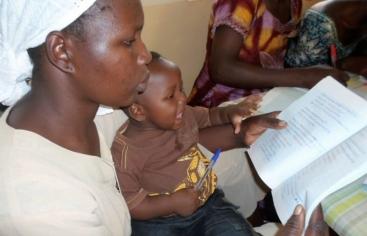 La Tarde de Cope con las mujeres de Mali