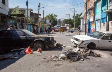 El bloqueo de Haití afecta a nuestros proyectos Foto ZDigital-EFE/Estailove ST-VAL
